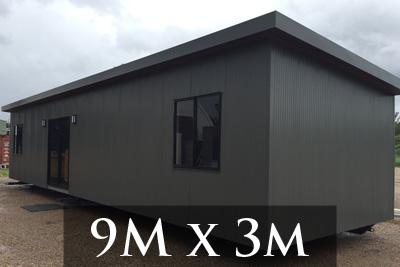 9m x 3m portable home house building granny flat tiny house