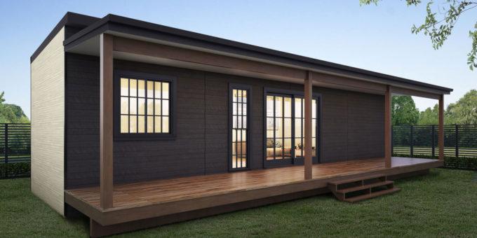 9m x 3m Portables granny flat portable building direct tiny house